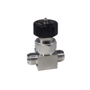 1.Low pressure Manual Direct Diaphragm Valve (FUBD Series)