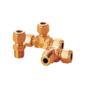 Powerfullok Brass Tube Fitting-1
